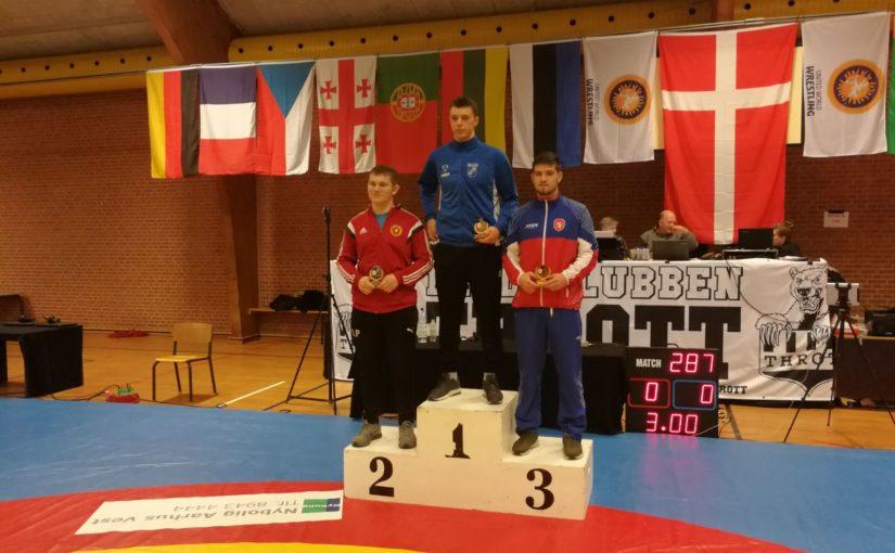 "Mezinárodní turnaj kadetů, juniorů a U23 ""Aarhus Open"" – Dánsko"