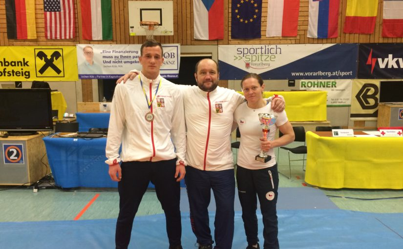 Na mezinárodním turnaji UWW získala Lenka Hocková zlato a Vojtěch Piskoř bronz