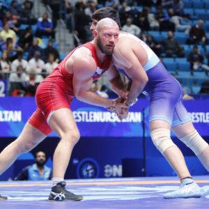 Artur Omarov: Udělám vše, abych tu smůlu na olympijských hrách konečně zlomil