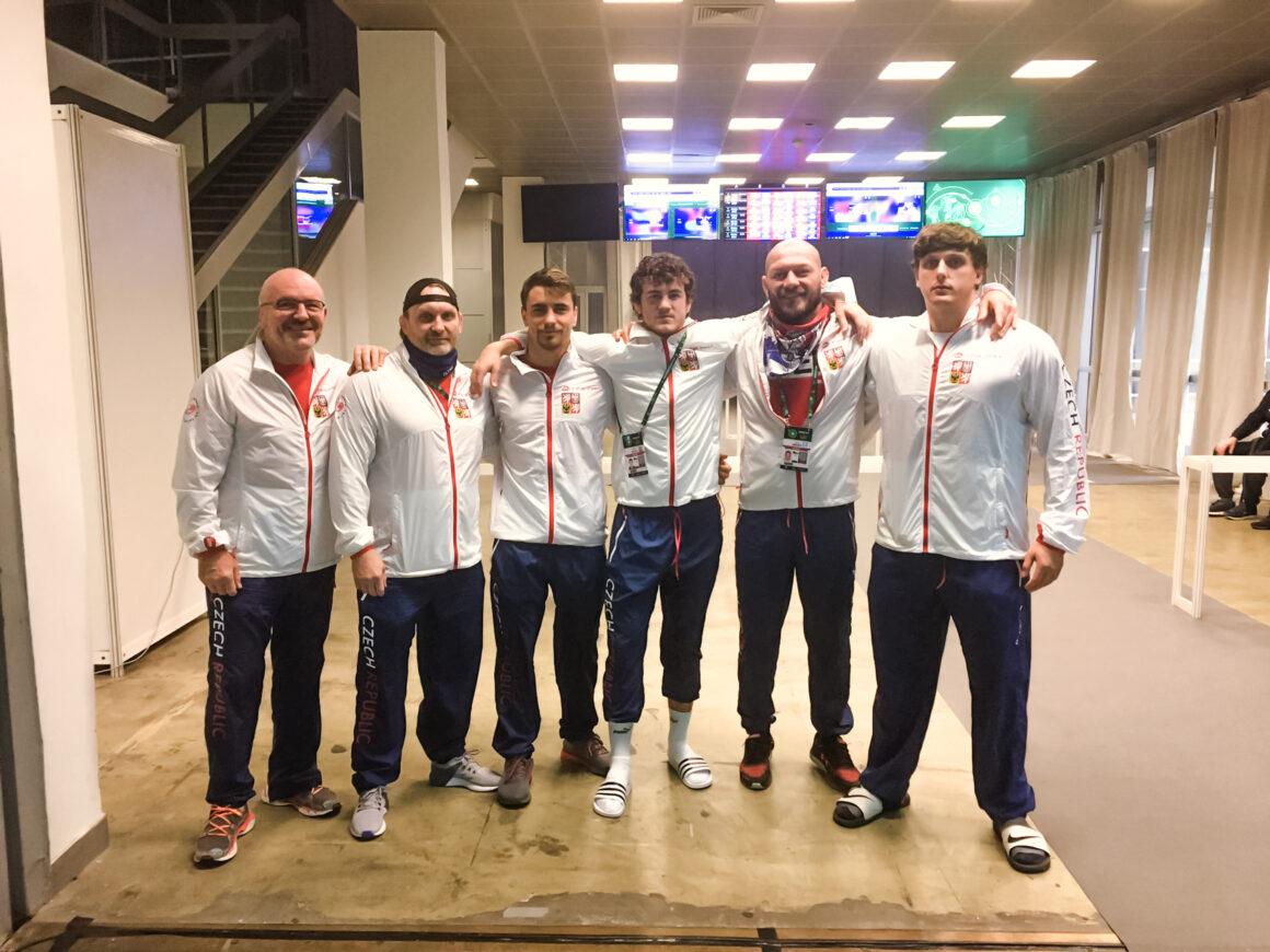 Omarova čeká na Světovém poháru boj o bronz, Vargu repasáž