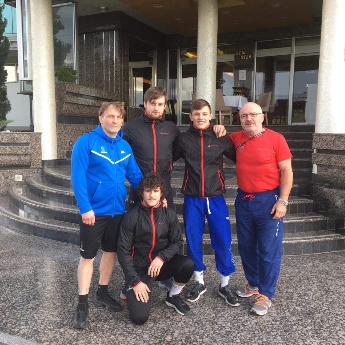 Ondřej Dadák vybojoval páté místo na mistrovství Evropy U23
